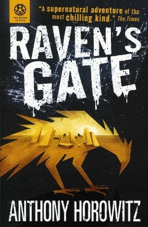 Raven's Gate (The Power of Five Book 1) by Anthony Horowitz