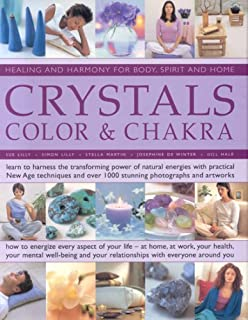 The Magic of Crystals: Colour & Chakra by Sue Lilly