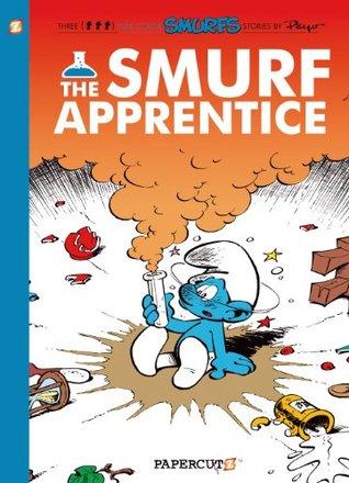 The Smurf Apprentice by Yvan Delporte