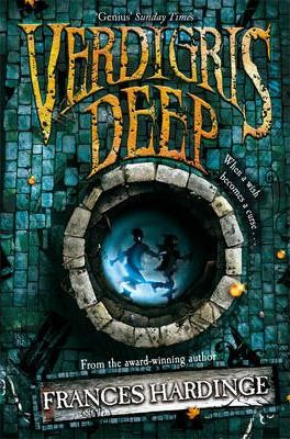 Verdigris Deep by Frances Hardinge