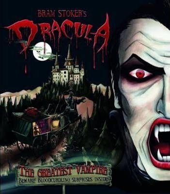 Bram Stoker's Dracula (Pop-up and Pull-tab) by Eddie Robson