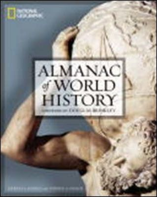Almanac of World History by Patricia Daniels
