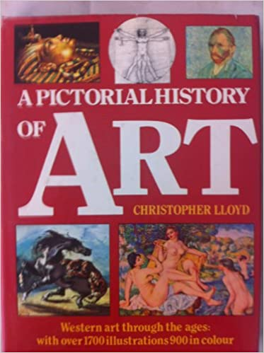 Pictorial History of Art : Western Art Through the Ages by Jenny Haviland