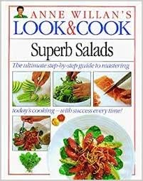 Look And Cook: Superb Salads by Anne Willan