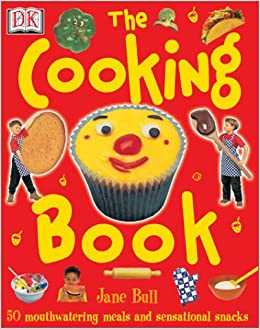 The Cooking Book by Jane Bull