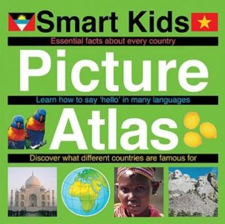 Smart Kids Picture Atlas by Roger Priddy