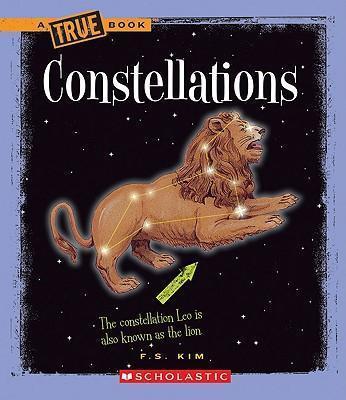 1089219 Constellations (A True Book) boo