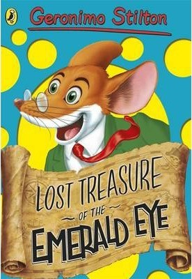 1089653 Geronimo Stilton 1 Lost Treasu