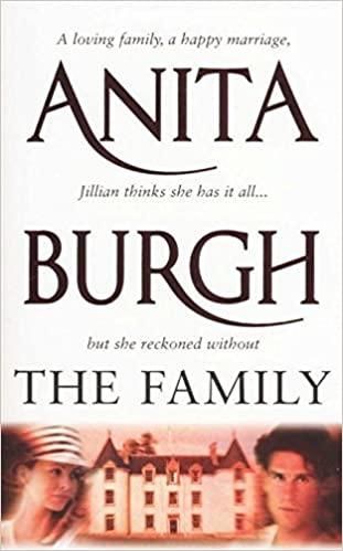 The Family by Anita Burgh