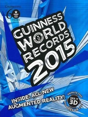Guinness World Records 2015 by Guinness World Records
