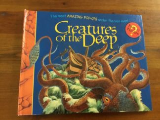 Creatures of the Deep (Pop-Up Book)