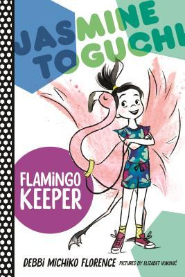 Jasmine Toguchi, Flamingo Keeper by Debbi Michiko Florence