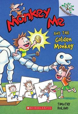 Monkey Me and the Golden Monkey by