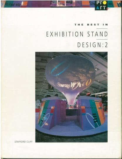 The Best In Exhibition Stand Design: 2 by Cliff Stafford