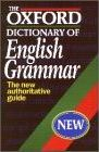 The Oxford Dictionary of English Grammar: The New Authoritative Guide by Sylvia Chalker