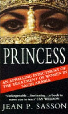 Princess by Jean Sasson