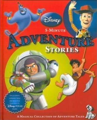 5-Minute Adventure Stories by Disney
