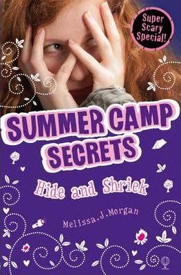 Hide and Shriek by Melissa J. Morgan