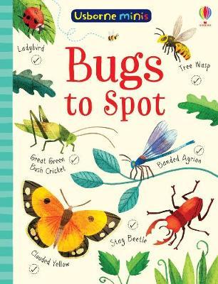 Mini Books Bugs to Spot by Sam Smith