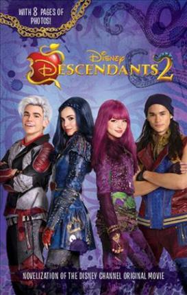 Descendants 2 Junior Novel by Eric Geron
