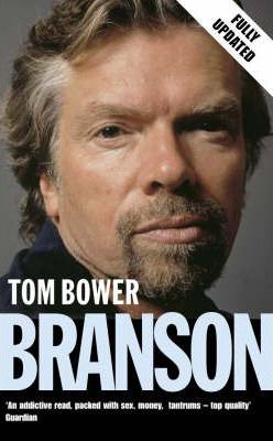 Branson by Tom Bower