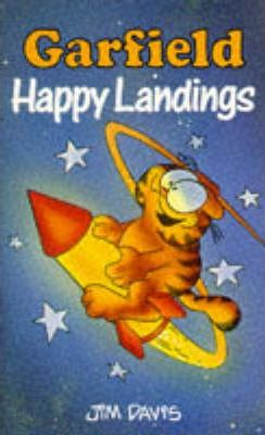 Garfield Happy Landings by Jim Davis