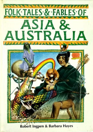 Folk Tales and Fables of Asia and Australia by Barbara Hayes