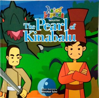 The Pearl of Kinabalu by Mohamad Salmi