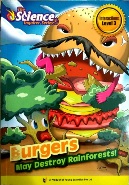 Burgers May Destory Rainforests (Interactions Level 3)