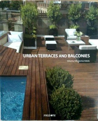 Urban Terraces and Balconies by Alex Sanchez Vidiella