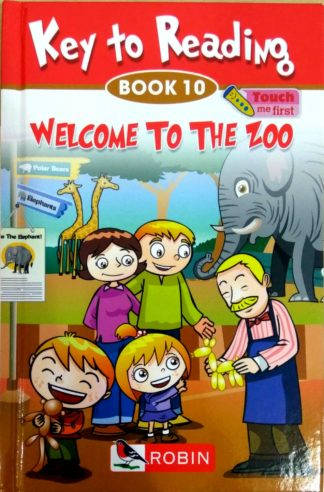 Key to Reading Book 10: Welcome to the Zoo