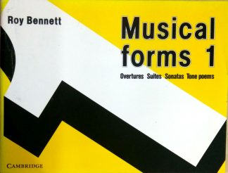 Musical Forms Book 1 by Roy Bennett