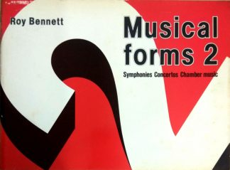 Musical Forms Book 2 by Roy Bennett