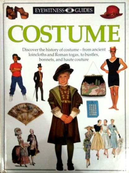 Costume (Eyewitness Guides) by L. Rowland-Warne