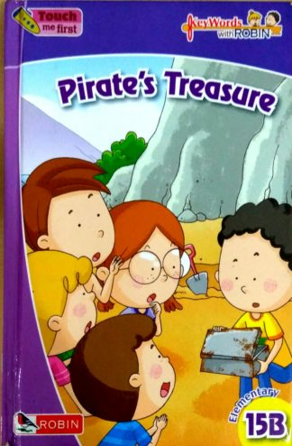 Key Words with Robin: Pirate's Treasure
