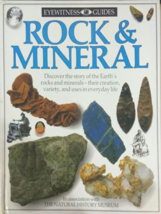 Rock & Mineral (Eyewitness Guides) by R. F. Symes