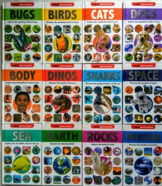 Mini Encyclopedia (12 Books)