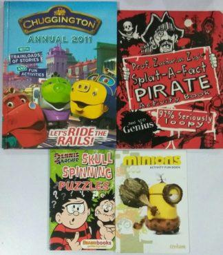 Children's Activity Bundle 2