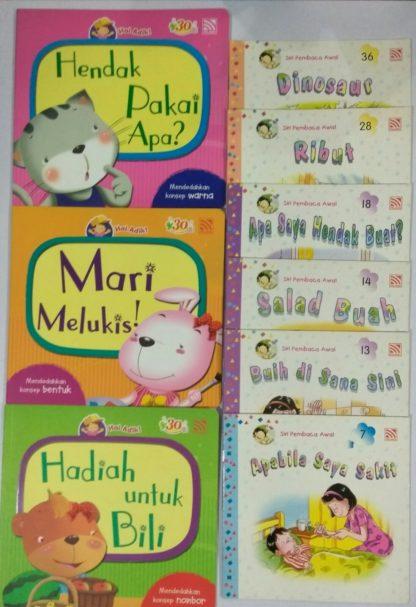 Malay Young Reader Bundle 1