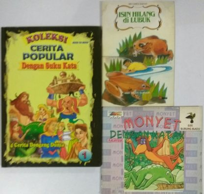 Malay Picture Books Bundle