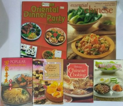 Cookbook Bundle 9