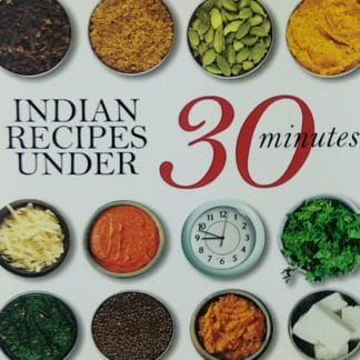 Indian Recipes Under 30 Minutes by Master Chefs of India
