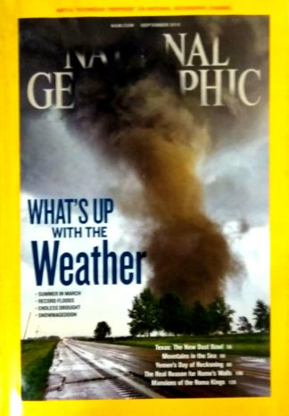 National Geographic September 2012