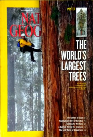 National Geographic December 2012