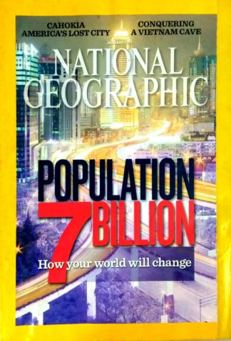 National Geographic January 2011