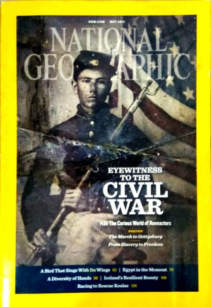 National Geographic May 2012