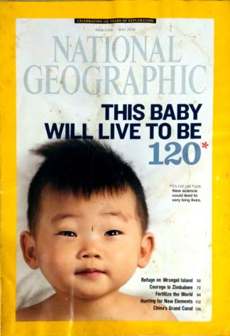 National Geographic May 2013