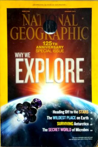 National Geographic January 2013