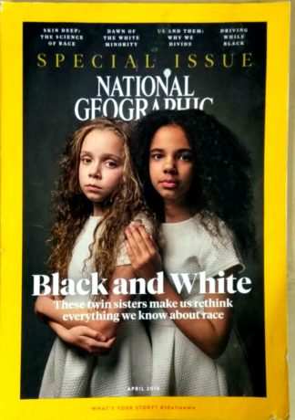 National Geographic Special Issue April 2018