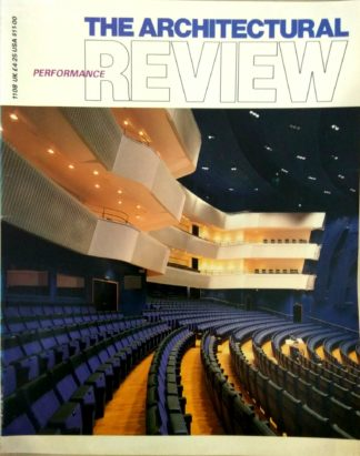 The Architectural Review 1108 June 1989